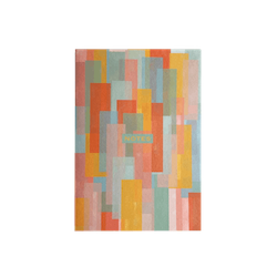 Multi-Coloured Rectangles Notebook