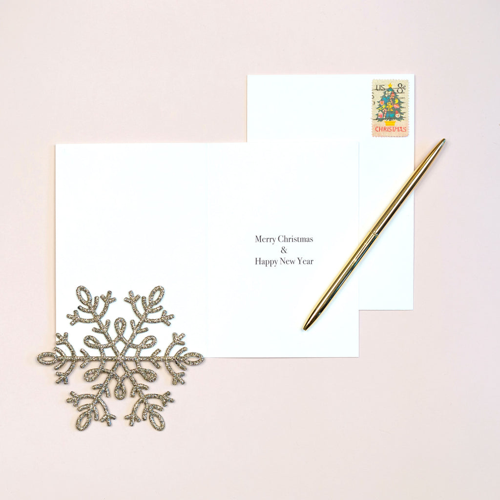Most Wonderful Time Of The Year Card - The Design Palette
