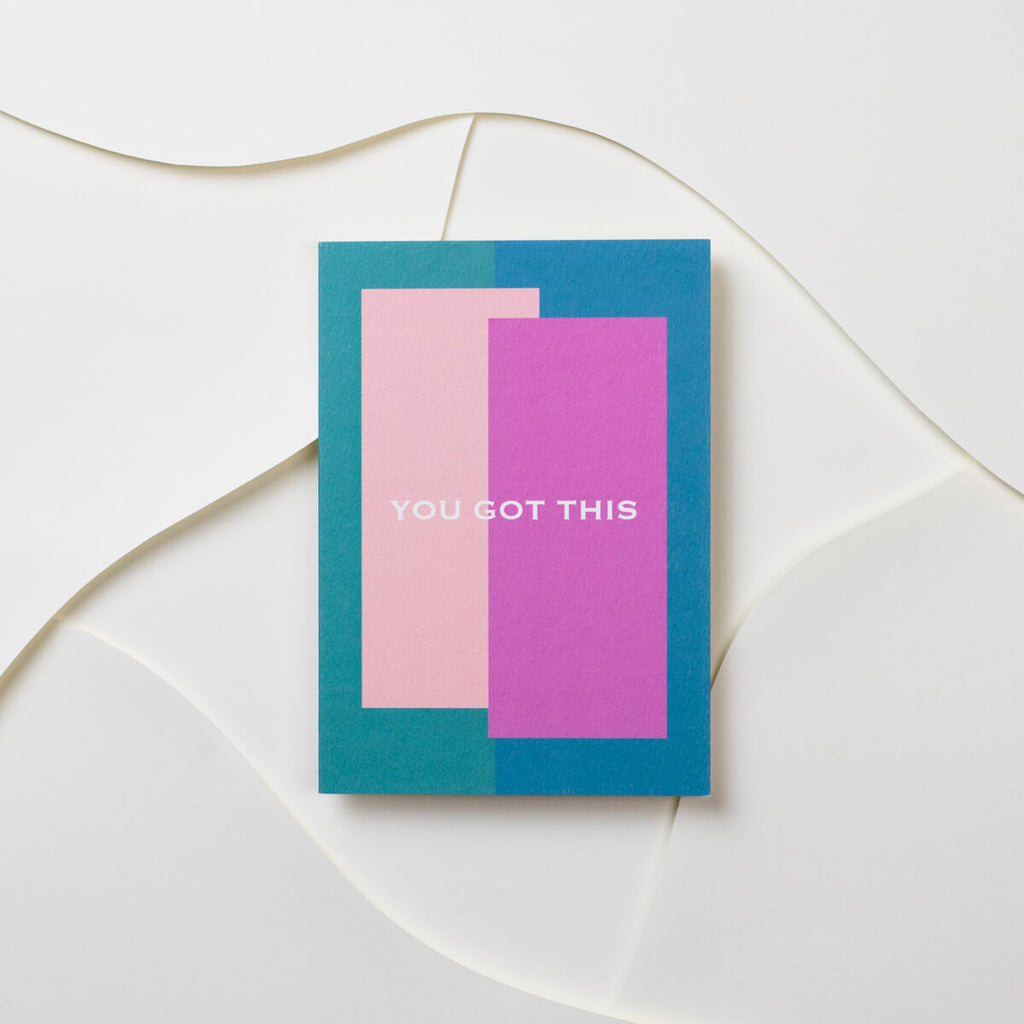 You Got This Card - The Design Palette