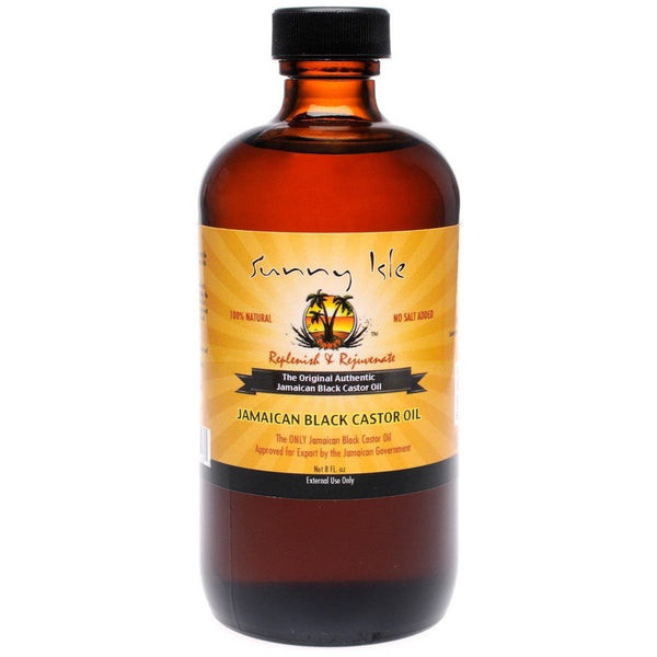 Jamaican Black Castor Oil - Sunny Isle Jamaican Black Castor Oil (Huile de Carapate) - Version classique