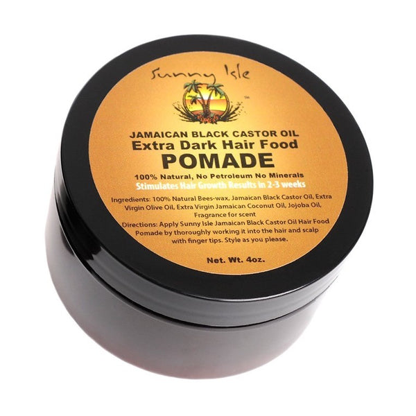 Jamaican Black Castor Oil - Extra Dark Hair Food Pomade (Crème nourrissante)