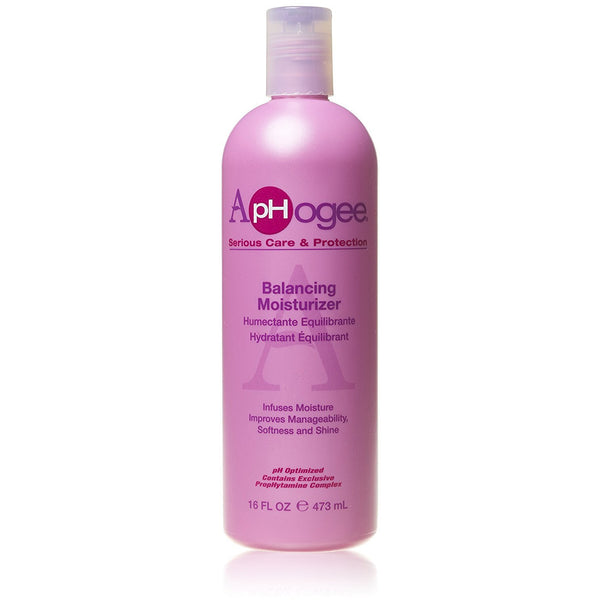 ApHogee - Balancing Moisturizer (Après-shampoing à rincer hydratant) - Maxi format