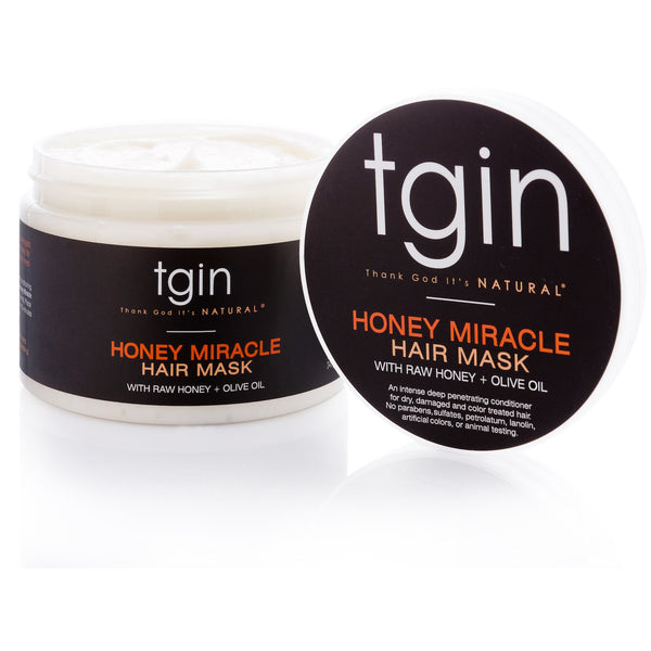 TGIN - Honey Miracle Hair Mask (Masque hydratant & réparateur)
