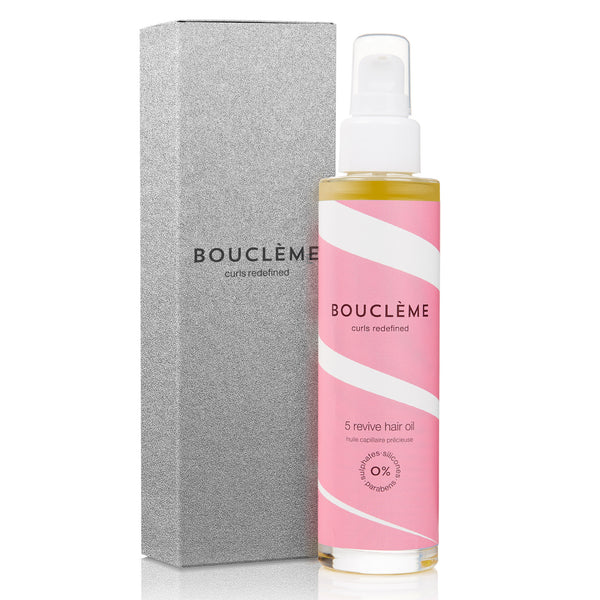Bouclème - Revive 5 Hair Oil (Elixir d'huiles)