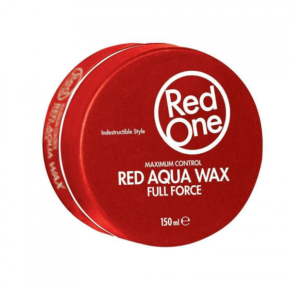 Red One - Red Aqua Hair Wax (Cire capillaire)