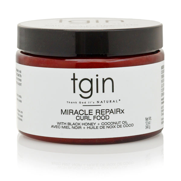 TGIN - Miracle RepaiRx Curl Food Daily Moisturizer (Soin quotidien)