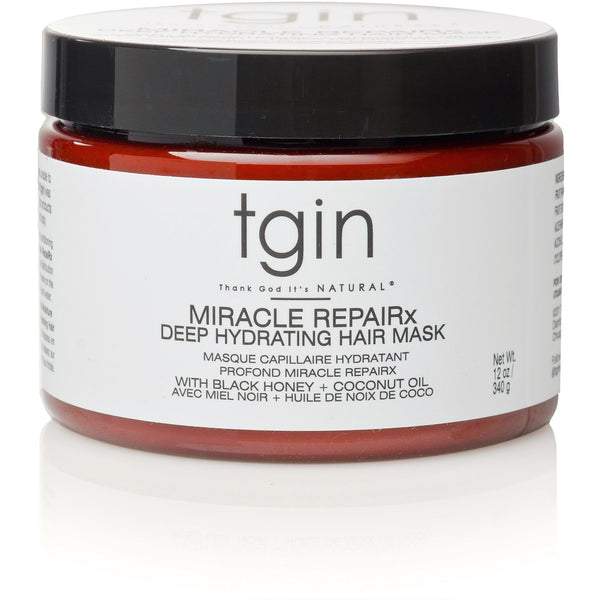 TGIN - Miracle RepaiRx Deep Hydrating Hair Masque (Masque hydratant réparateur)