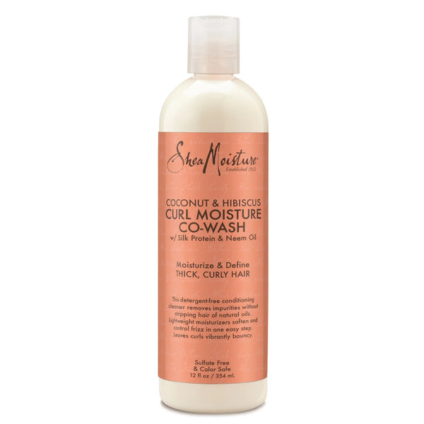 Shea Moisture - Coconut Hibiscus Co-Wash Conditioning Cleanser (Après-shampoing lavant) - 354ml