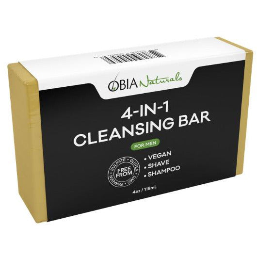 Obia Naturals - Legendary 4-in-1 Cleansing Bar (Shampoing barre 4-en-1)