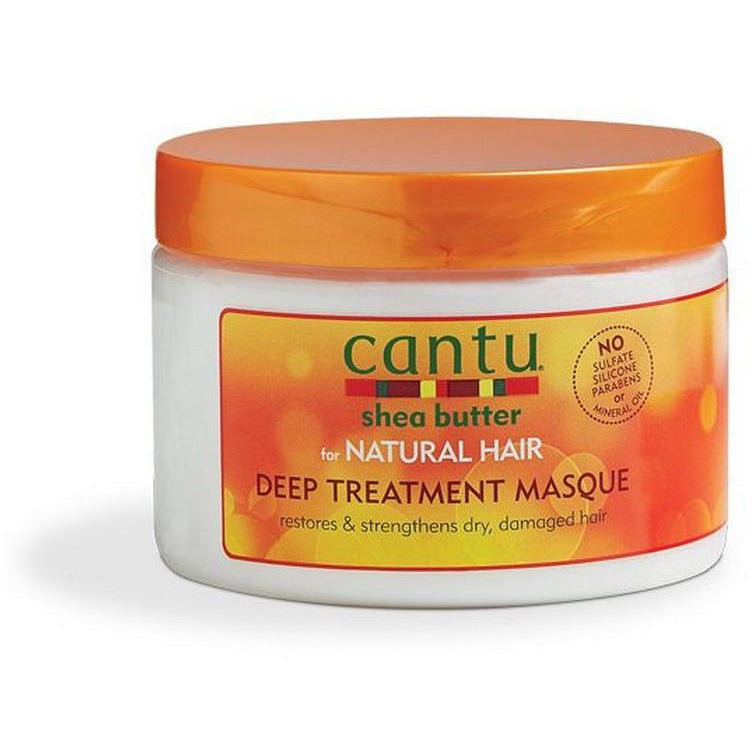 CANTU - Natural Hair - Deep Treatment Masque (Masque hydratant)