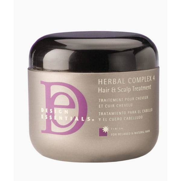 Design Essentials - Herbal Complex 4 Hair & Scalp Treatment (Crème pour la pousse)