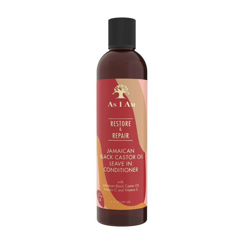 As I am Restore & Repair - JBCO Leave-in Conditioner (Après-shampoing sans rinçage)