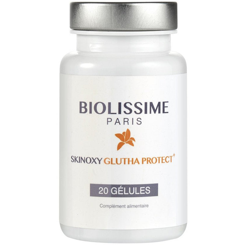 Biolissime - Skinoxy Glutha Protect+ (Complément alimentaire protecteur solaire)