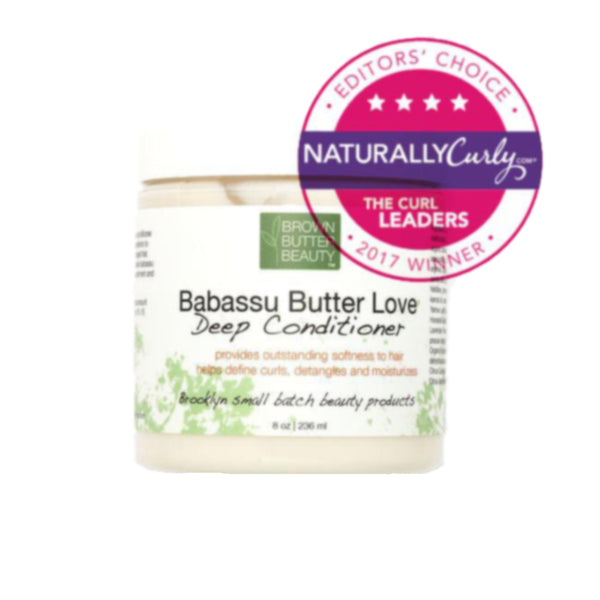 Le masque hydratant Babassu Deep Conditioner de Brown Butter Beauty est un masque capillaire naturel. Idéal pour cheveux secs & abimés, il restaure leur équilibre naturel tout en les hydratant.