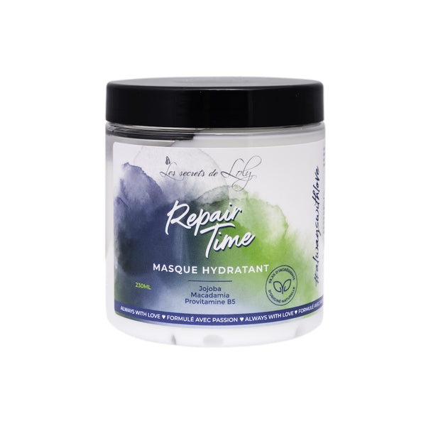 Les Secrets de Loly - Repair Time (Masque extra nourrissant)