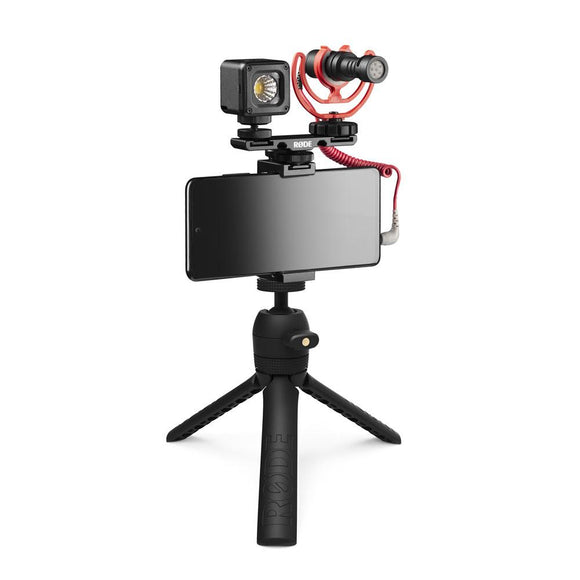 Rode Vlogger Kit Universal - Filmmaking Kit for Mobile Phones