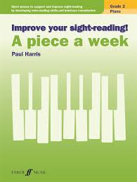 Improve Your Sight-Reading! Piece a Week Piano Gr 2