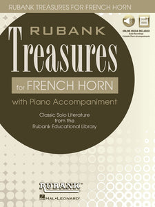 Rubank Treasures - French Horn