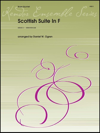 Ogren: Scottish Suite in F