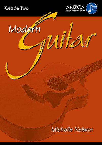 ANZCA Modern Guitar - Grade 2 (with CD)