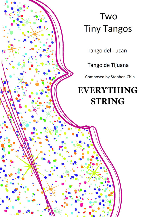 Two Tiny Tangos - arr. Stephen Chin (Grade 2.5)
