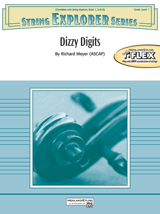 Dizzy Digits - Richard Meyer (Grade 1)