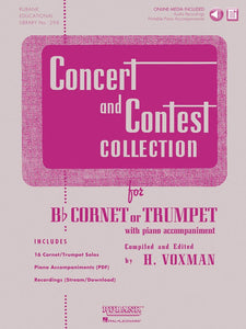 Concert and Contest Collection - Trumpet or Bb Cornet