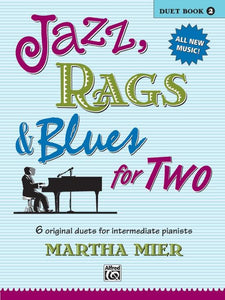 Jazz Rags & Blues for Two Book 2 (1P4H)