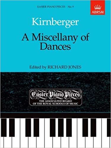 Kirnberger: A Miscellany of Dances