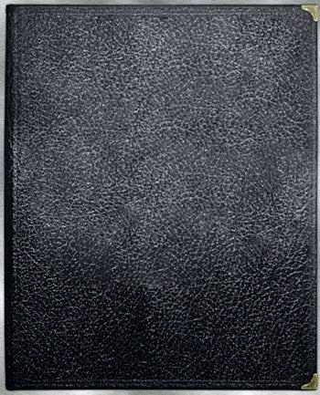 Deer River Leatherette Band Folio