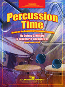Percussion Time - D'Alicandro / Hilliard (Gr 1-1.5)