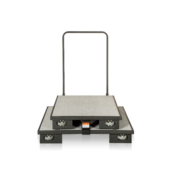 Alges Mobile Conductor's Podium Upper & Lower Dual Level