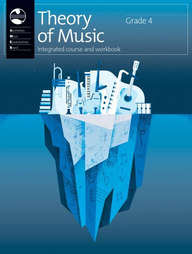 AMEB Theory of Music Grade 4 - Pre-Order
