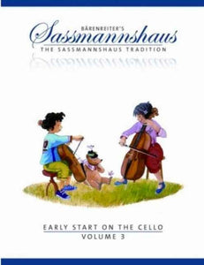 Early Start on the Cello Book 3