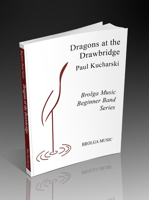 Dragons at the Drawbridge - arr. Paul Kucharski (Grade 0.5)