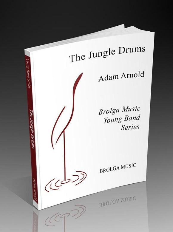 The Jungle Drums - arr. Adam Arnold (Grade 2)