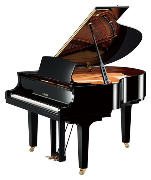 C1X Yamaha Grand Piano Polished Ebony