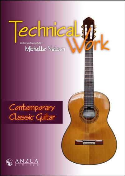 ANZCA Technical Work - Classic Guitar