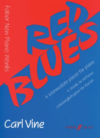 Vine: Red Blues for Piano Solo