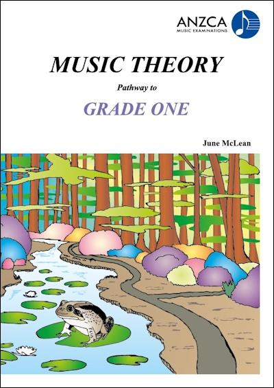 ANZCA Music Theory - Pathway to Grade 1