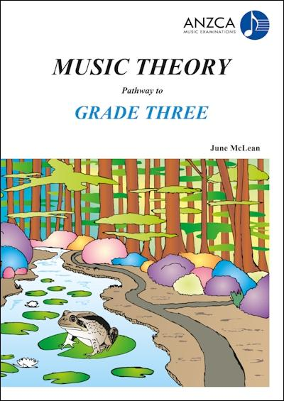 ANZCA Music Theory - Pathway to Grade 3