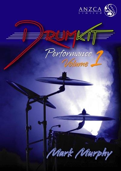 ANZCA Drum Kit Performance - Volume 1