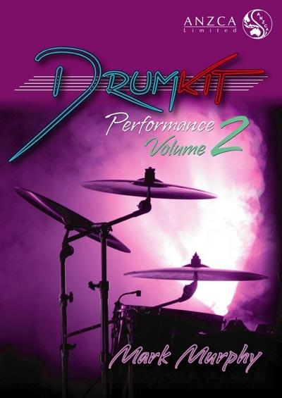 ANZCA Drum Kit Performance - Volume 2