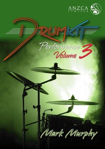 ANZCA Drum Kit Performance - Volume 3