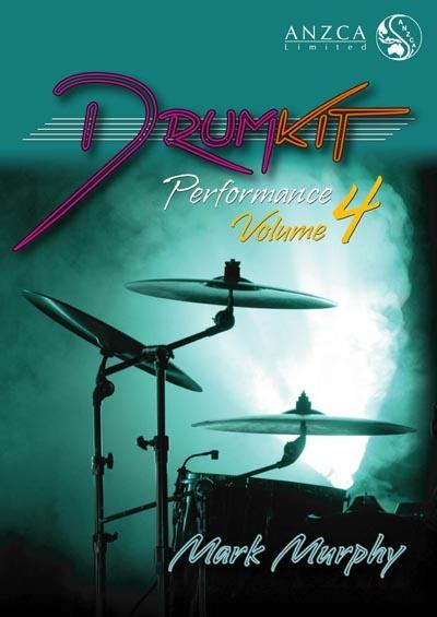ANZCA Drum Kit Performance - Volume 4
