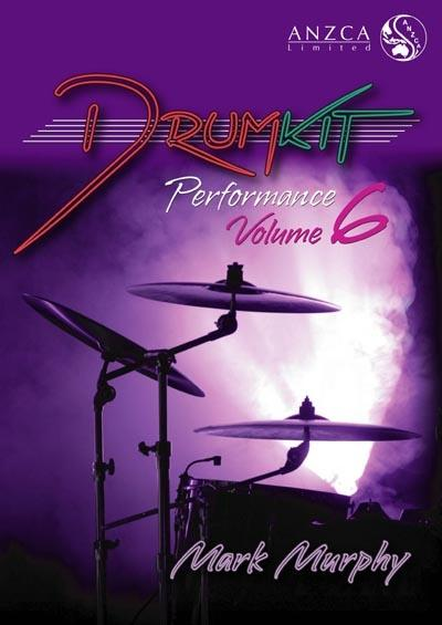 ANZCA Drum Kit Performance - Volume 6