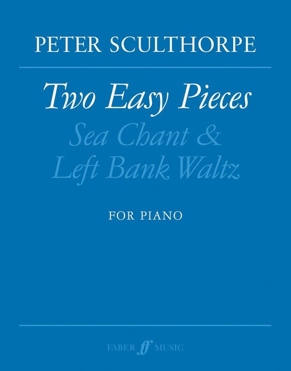 Sculthorpe: Two Easy Pieces for Piano