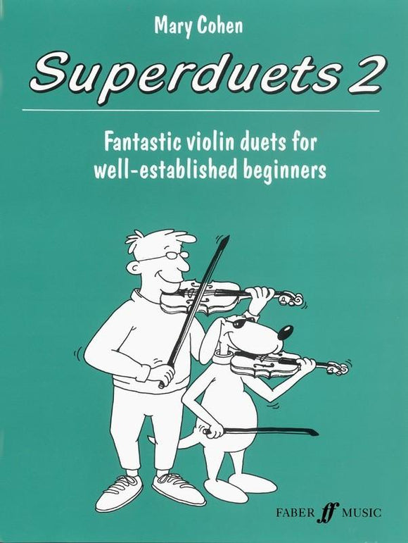 Superduets Book 2 for Violin