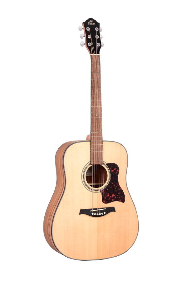 Gilman GD10 Dreadnought Acoustic Guitar