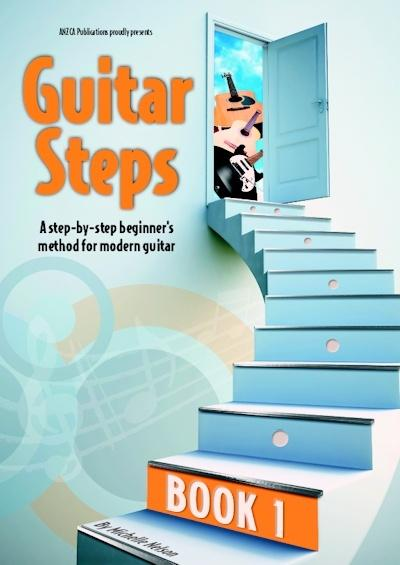 ANZCA Guitar Steps Book 1